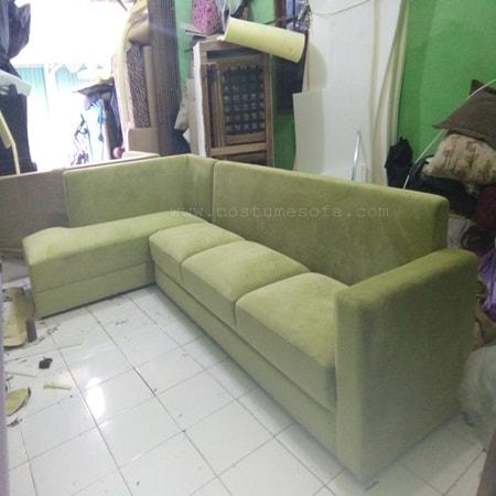 Sofa model Letter L