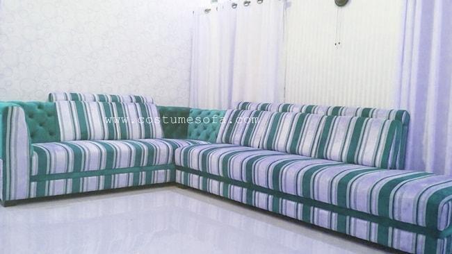 Sofa Model Sudut